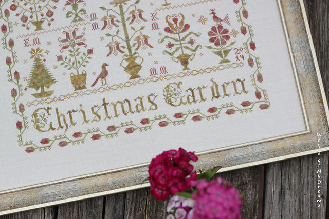 BBD. Christmas Garden