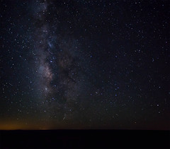 Milkyway at the Grand Canyon