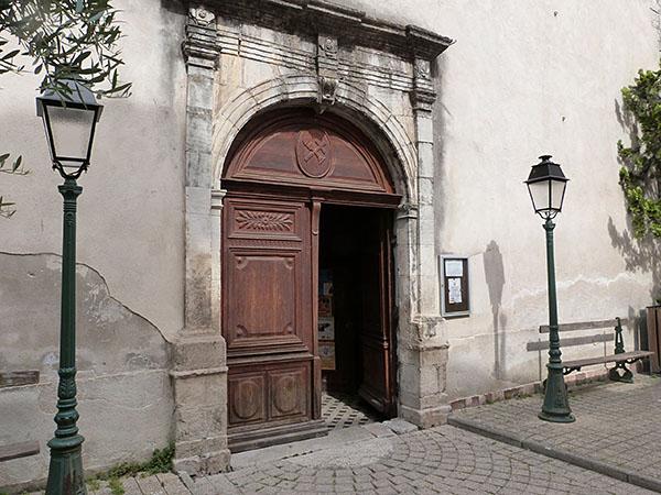 église belgentier 1