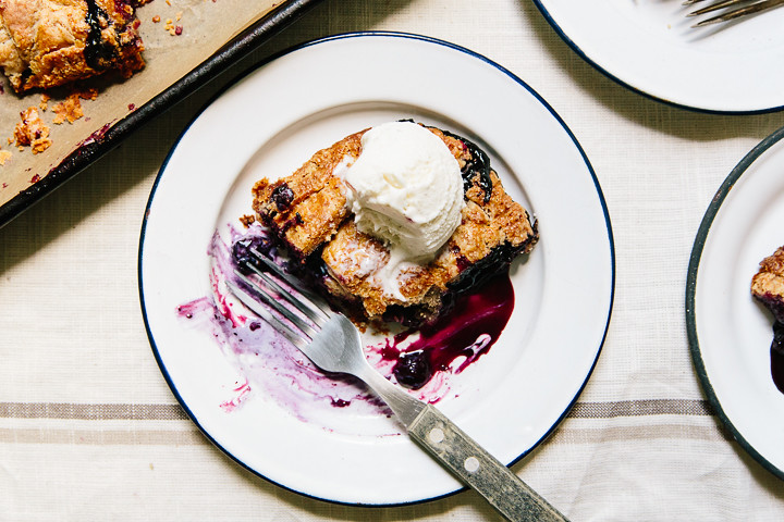 Slab Pie on Food52