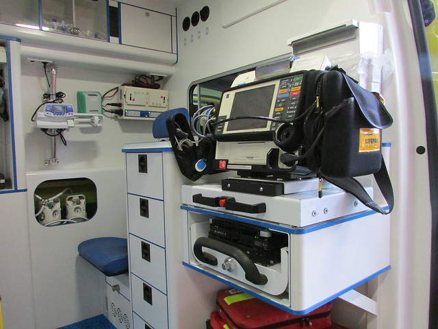 Nieuwe Ambulance Texel