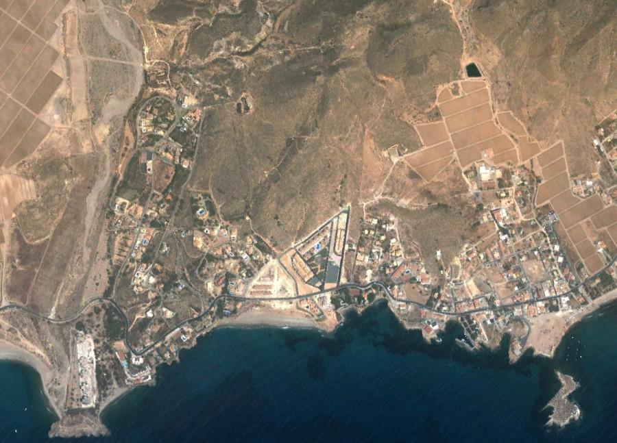 isla plana, mazarrón, murcia, flat island, peticiones del oyente, antes, urbanismo, planeamiento, urbano, desastre, urbanístico, construcción