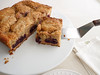 Cherry Almond Buckle