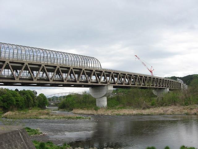 圏央道多摩川橋 (9)