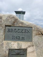 Brocken - 1142 m