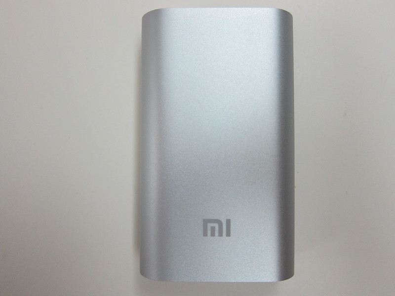 Xiaomi Mi 5,200mAh Power Bank - Front