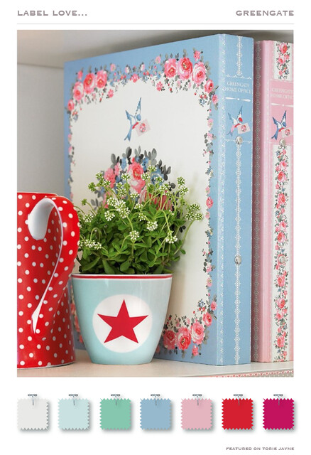label love…GreenGate
