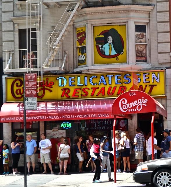 Carnegie Deli NYC