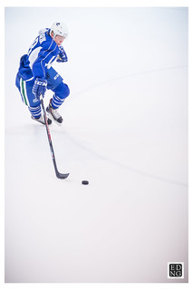 2014 Vancouver Canucks Prospects Camp | info@edngphotography.com #HunterShinkaruk #futureisnow