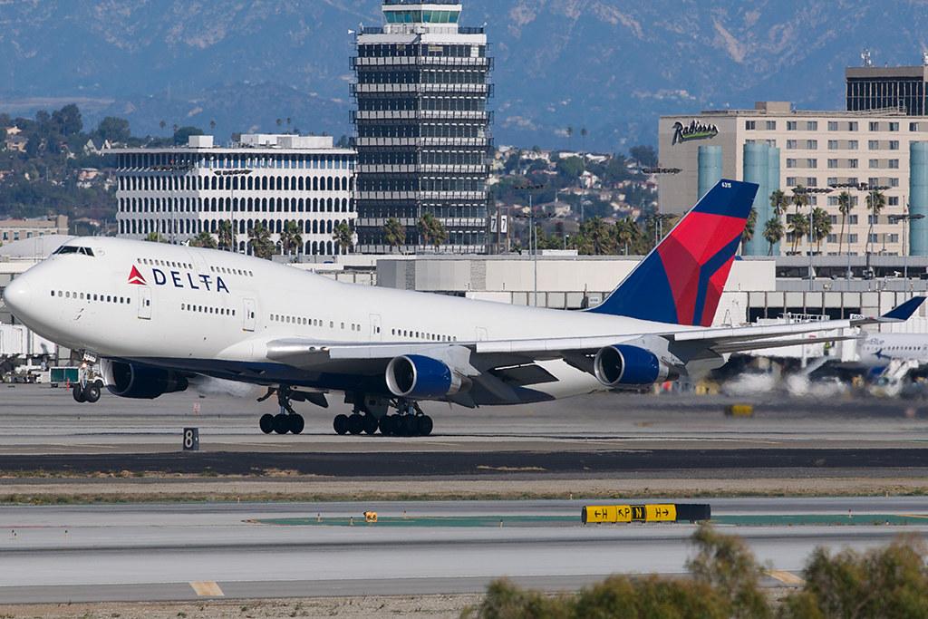 Hamarosan az összes Boeing 747-400-as búcsúzik a Delta flottájától. (Fotó: Wikimedia) | © AIRportal.hu