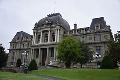 Palais de Justice, Lausanne
