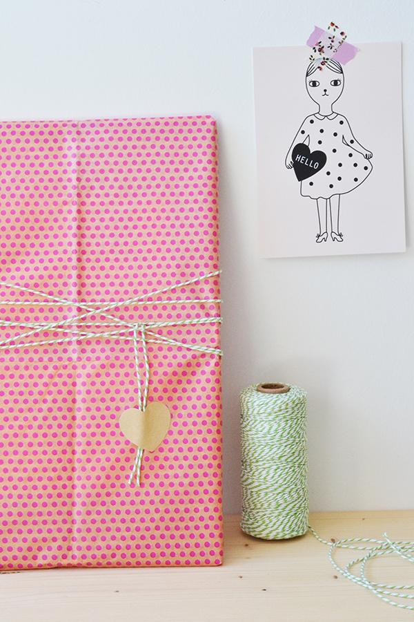 Cómo envolver un regalo de manera fácil