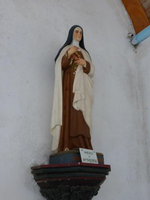 127 Sainte Thérèse de l'Enfant-Jésus, Chapelle Notre-Dame de Consolation, Vesly