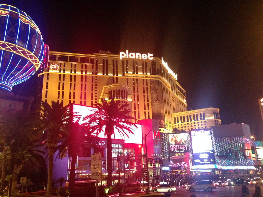 Vegas, travel blog