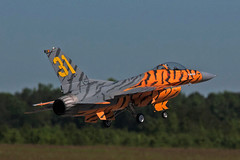 First in Flight RC Jet Rally 2014 - Tiger F-16 falcon
