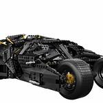 LEGO Batman Tumbler (76023) Front