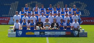 VfL Bochum 1848: Mannschaftsfoto 2014