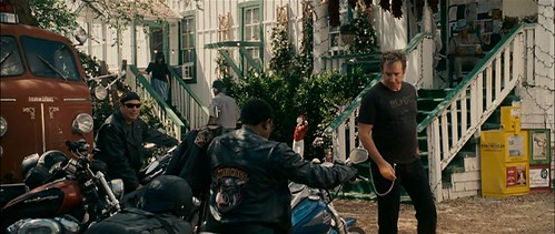 Wild Hogs Filming Location - Hotel/B&B