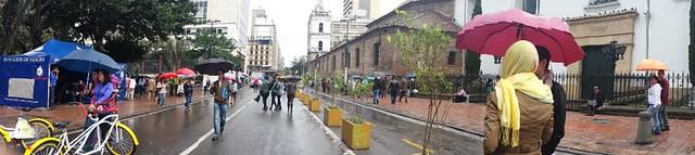 Cra. Séptima, Bogotá
