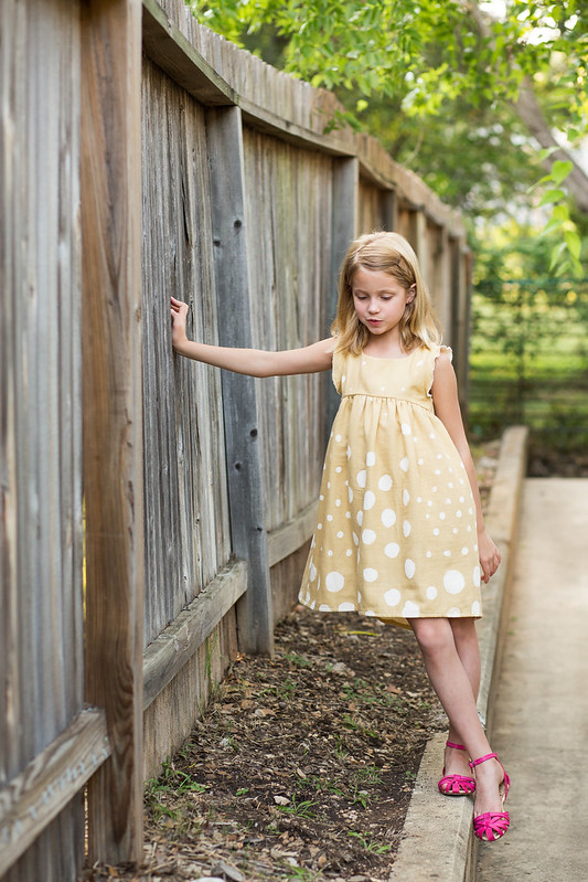Bohemian Babydoll Dress