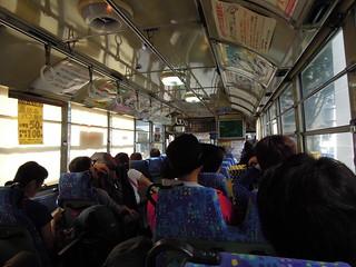 甲府-広河原 代行バス