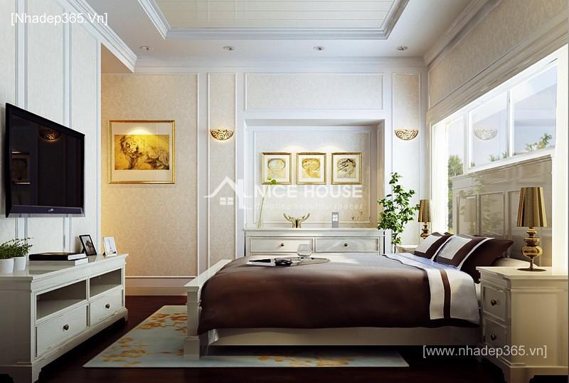 Thiết kế căn hộ chung cư Láng Hạ - HN_2