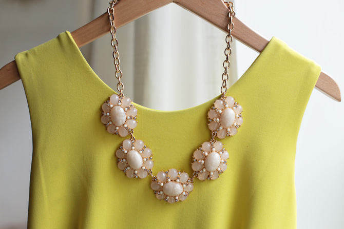 talbots necklace
