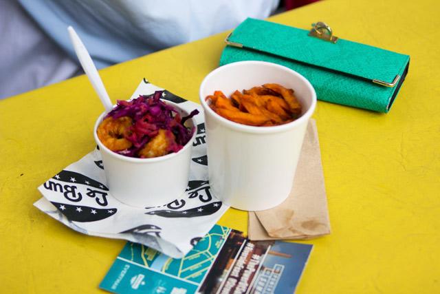 Le Bun Shrimp street feast