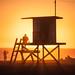 Sunset, Newport Beach by theFenguon