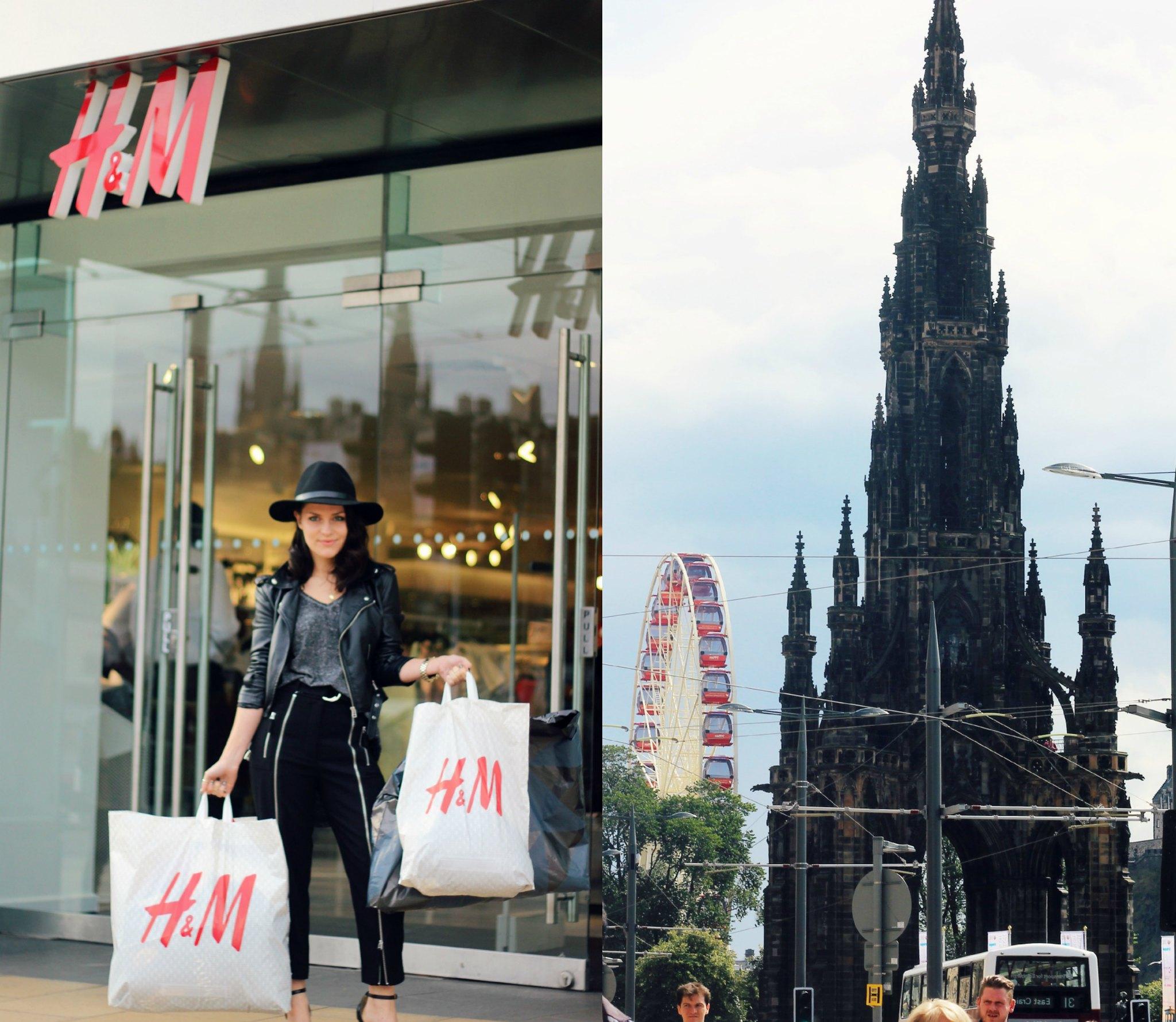 HM Edinburgh store launch 20