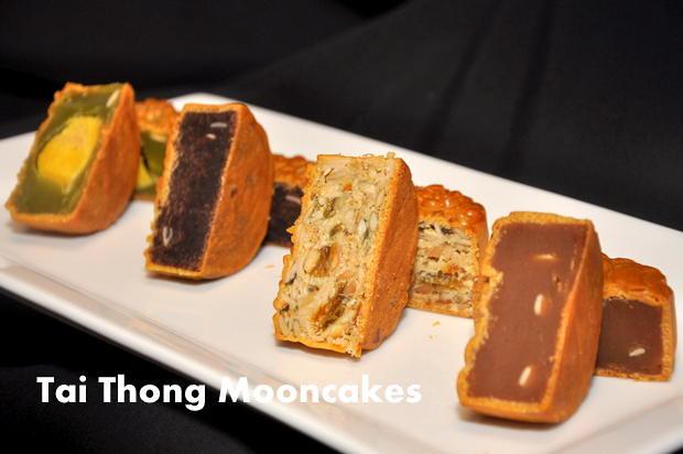 Tai Thong Mooncake 8