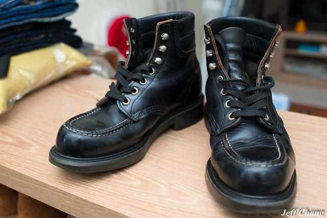 鞋靴乐收藏 - red wing
