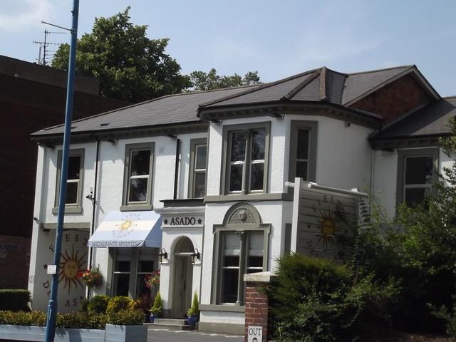 Argentinian Restaurant Hagley Road Birmingham