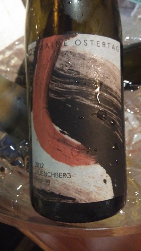 Domaine Ostertag 2012 Muenchberg Riesling