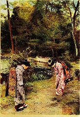 """Image from page 30 of """"In lotus-land Japan"""" (1910)"""