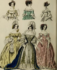"""Image from page 423 of """"The World of fashion and continental feuilletons"""" (1824)"""