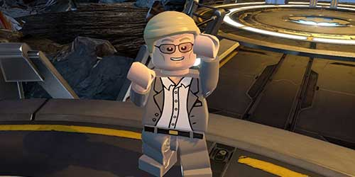 Adam West is coming to LEGO Batman 3: Beyond Batman