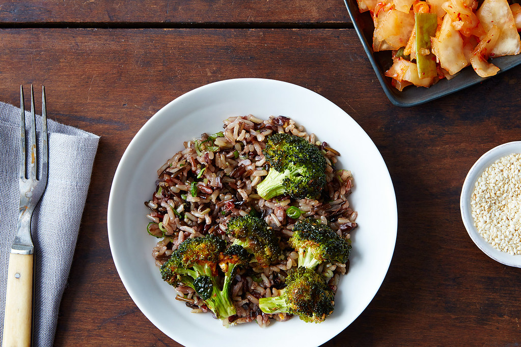 Warm Kimchi Bowl Recipe