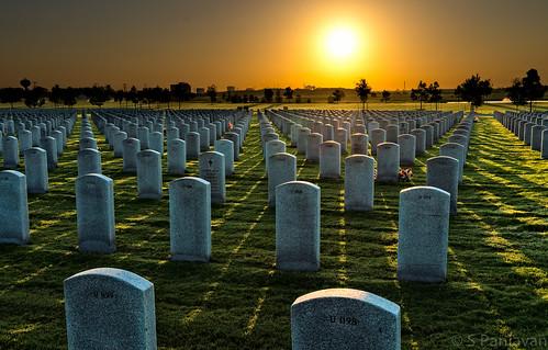 sun sunrise texas shadows unitedstates houston headstones graves burial vr