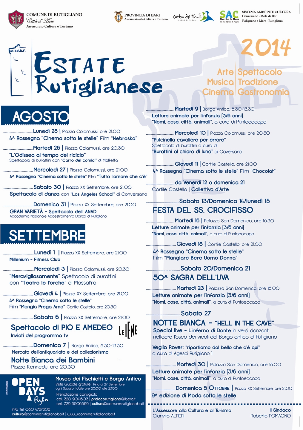 ESTATE RUTIGLIANESE 2014