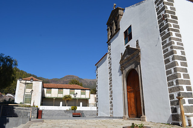 Church of San Pedro Apóstol, Casa de los Soler, Vilaflor, Tenerife
