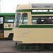 Blackpool Coronation 304 & Centenary 648. August Bank Holiday 2014. by Fred Collins afloat and ashore
