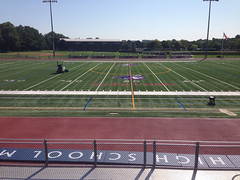 New BHS Harris field