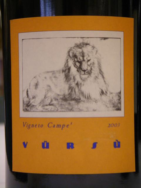 La Spinetta Barolo Campe 2003