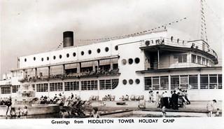 Holiday Camp Uk Middleton Tower Pontins Flickr Photo Sharing