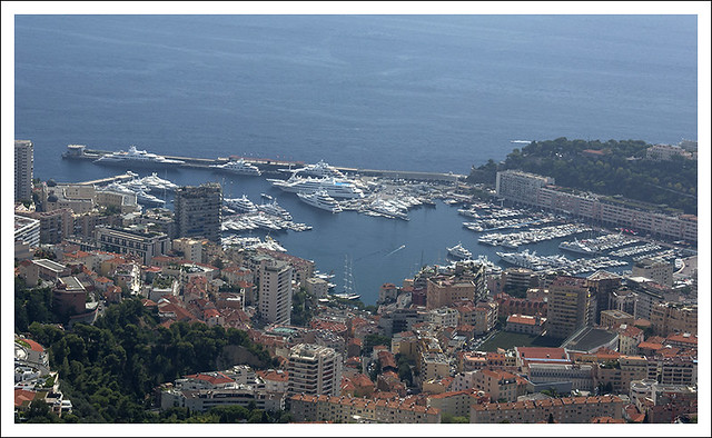View Of Monaco 1