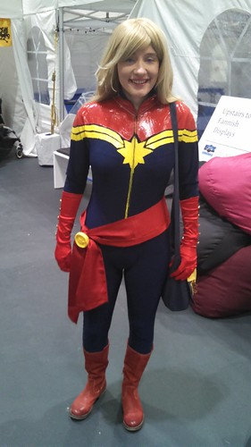 Ms. Marvel at Loncon