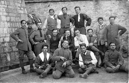 La Grande Guerra degli italiani