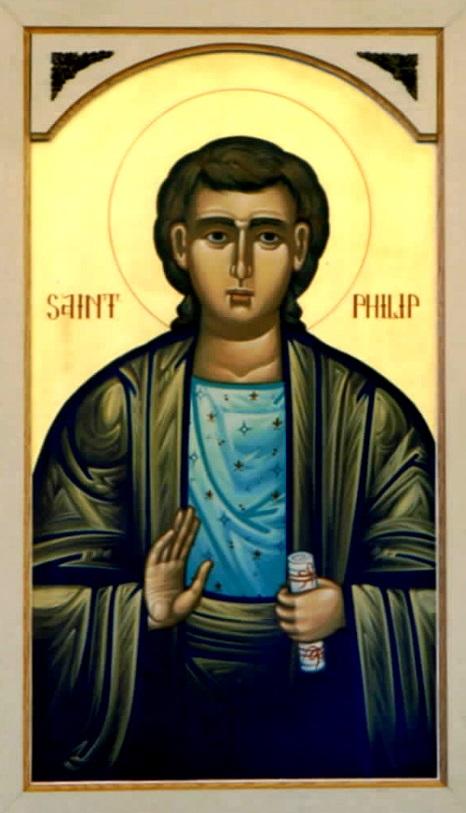 Sfantul Apostol Filippos, episcop de Trallis