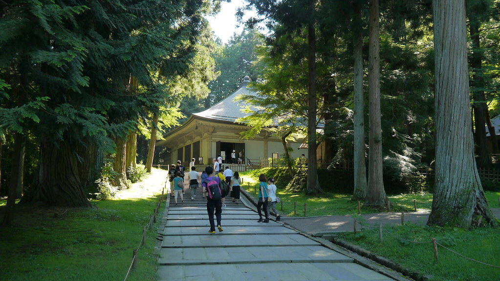 Tyusonji Temple